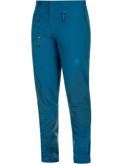 Mammut Courmayeur - Pantalon Homme - bleu